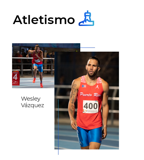 atletismo wesley mobile